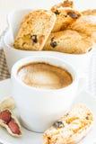 Biscotti Royaltyfri Fotografi