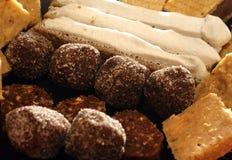 Biscotti Immagini Stock