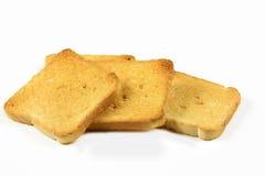 Biscotti Imagen de archivo libre de regalías