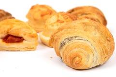 Biscotti al forno Fotografia Stock Libera da Diritti