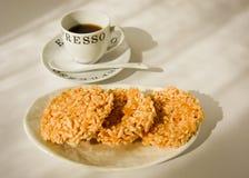 Biscotti asiatici Fotografie Stock