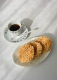 Biscotti asiatici Immagine Stock