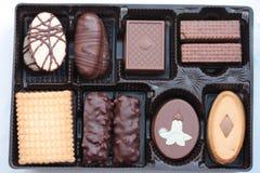 Biscotti Assorted Immagine Stock