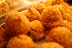 Biscotti Ball-shaped Immagini Stock Libere da Diritti