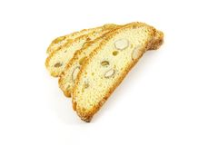 Biscotti Biscuits Royalty Free Stock Photography
