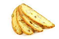 Biscotti Biscuits Royalty Free Stock Photos