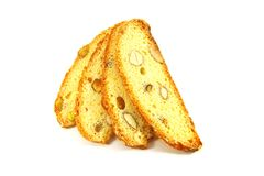 Biscotti Biscuits Royalty Free Stock Photo
