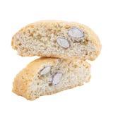 Biscotti Biscuits Cutout Stock Photo
