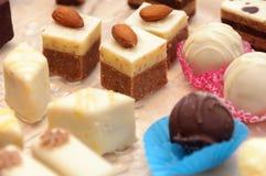 Biscotti casalinghi Immagini Stock Libere da Diritti