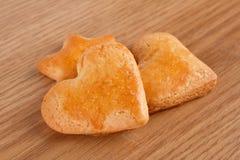Biscotti casalinghi Immagine Stock Libera da Diritti
