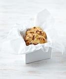 Biscotti del mirtillo Fotografia Stock