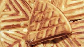Biscotti casalinghi di recente cotti archivi video