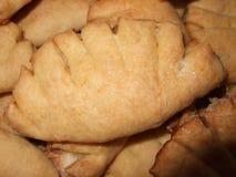 Biscotti casalinghi fragranti Dolci casalinghi deliziosi freschi immagini stock