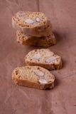 Biscotti cookies Stock Photo