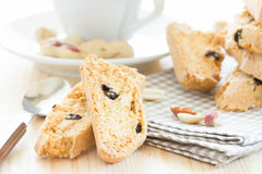 Biscotti Stock Photography