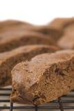 biscotti czekolada Zdjęcia Stock