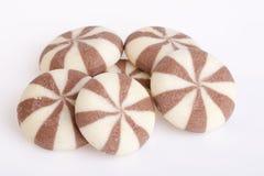 Biscotti del biscotto Immagini Stock