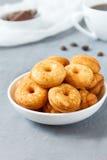 Biscotti del biscotto sul piatto Immagine Stock Libera da Diritti