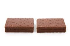 Biscotti del cioccolato Immagine Stock Libera da Diritti