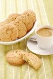 Biscotti del cumino dei prati fotografia stock libera da diritti