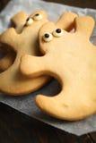 Biscotti del fantasma Immagine Stock