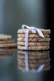 Biscotti del frigorifero Immagini Stock