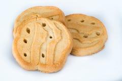 Biscotti del girl-scout Immagini Stock
