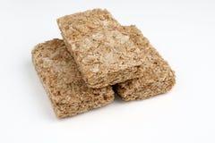 Biscotti del grano Fotografie Stock Libere da Diritti