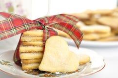 Biscotti del limone immagini stock libere da diritti