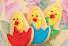 Biscotti del pan di zenzero Immagine Stock