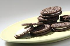 Biscotti del panino Fotografie Stock