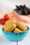 Biscotti del pomodoro Immagini Stock Libere da Diritti