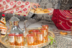 Biscotti del Ramadan Fotografia Stock Libera da Diritti