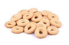 Biscotti del tè Fotografia Stock