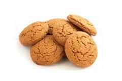 Biscotti dell'avena Fotografia Stock