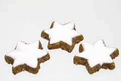 Biscotti della cannella Immagini Stock Libere da Diritti