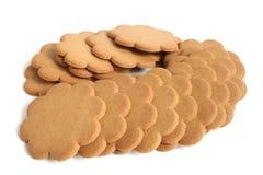Biscotti della cannella Fotografie Stock