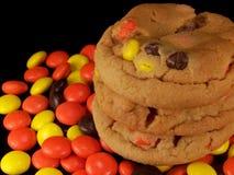 Biscotti della caramella Immagine Stock Libera da Diritti