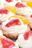 Biscotti della frutta immagini stock libere da diritti