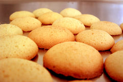 Biscotti della nonna Immagini Stock Libere da Diritti