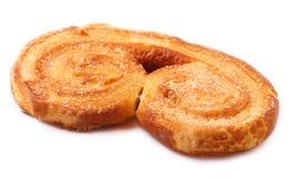 Biscotti della pasta sfoglia Fotografia Stock Libera da Diritti