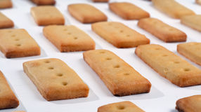 Biscotti della pasticceria Fotografia Stock