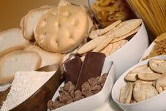 Biscotti della prima colazione Immagine Stock