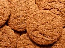 Biscotti dello zenzero Fotografie Stock