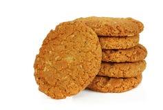 Biscotti di Anzac Immagine Stock