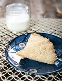 Biscotti di biscotto al burro scozzesi Immagine Stock Libera da Diritti