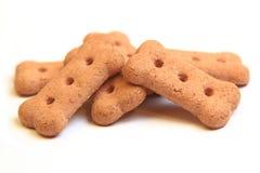 Biscotti di cane Immagini Stock Libere da Diritti