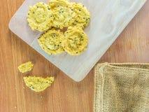Biscotti di farina d'avena Calorie, biscotto Fotografia Stock Libera da Diritti