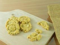 Biscotti di farina d'avena Calorie, biscotto Immagine Stock