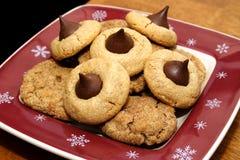 Biscotti di festa Fotografia Stock
